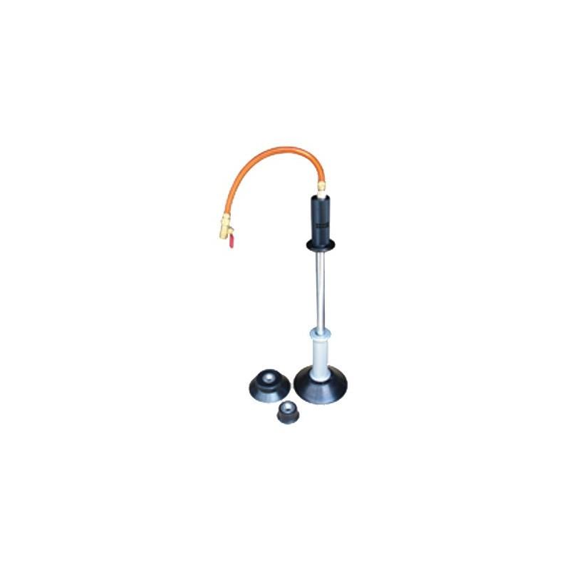 outils carrosserie Marteau à ventouse Pneumatique1.4 kg