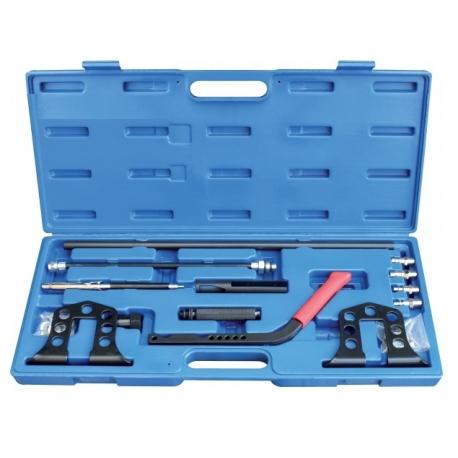 Coffret Tendeur de ressort de valve ,outils pour soupape ,