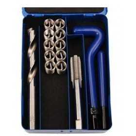 Kit de réparation de filetage, M5x0.8, 29 pièces, 37001