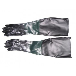 Gant spécial pour cabine de sablage LN-SBC90-G