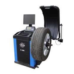 Équilibreuse automatique avec affichage LCD U-895