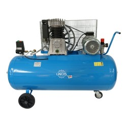 Compresseur d'air triphasé , 200l , 4 kW , 10 bars TB- 50200