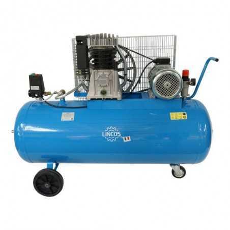 Compresseur d'air triphasé , 200l , 4 kW , 10 bars CB-20043