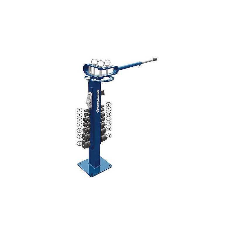 Cintreuse manuelle mobile, Metallkraft UB 10, Mk_3776010
