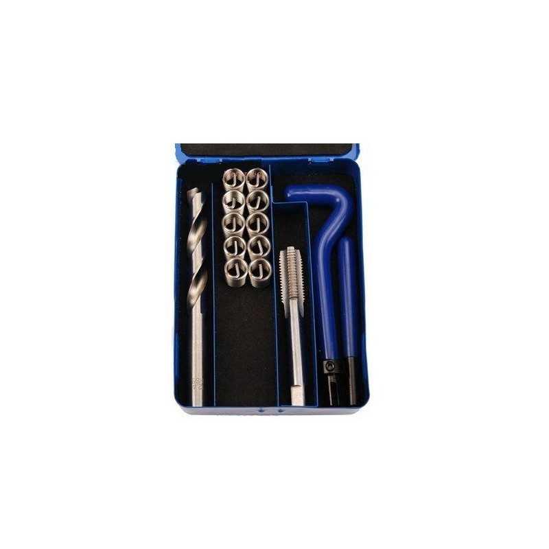 Kit de réparation de filetage, M8x1.25, 29 pièces, 37003