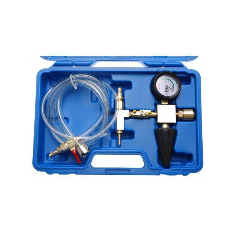 Système du test de refroidissement et outils Recharge
