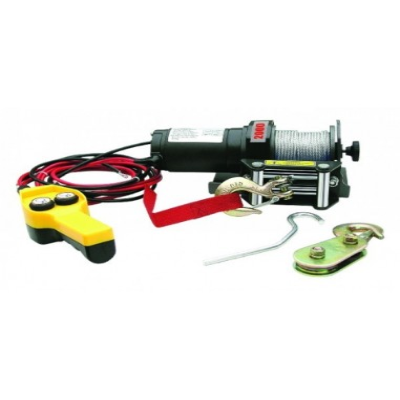 TREUIL ELECTRIQUE, Beta 2.0 -12V- 907 kg