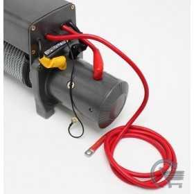 Treuil electrique 10000 LB 12 V avec telecomande