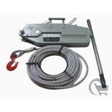 Treuil manuels à câble TIRFOR - Capacité de 3,2 tonnes, Fi_68018