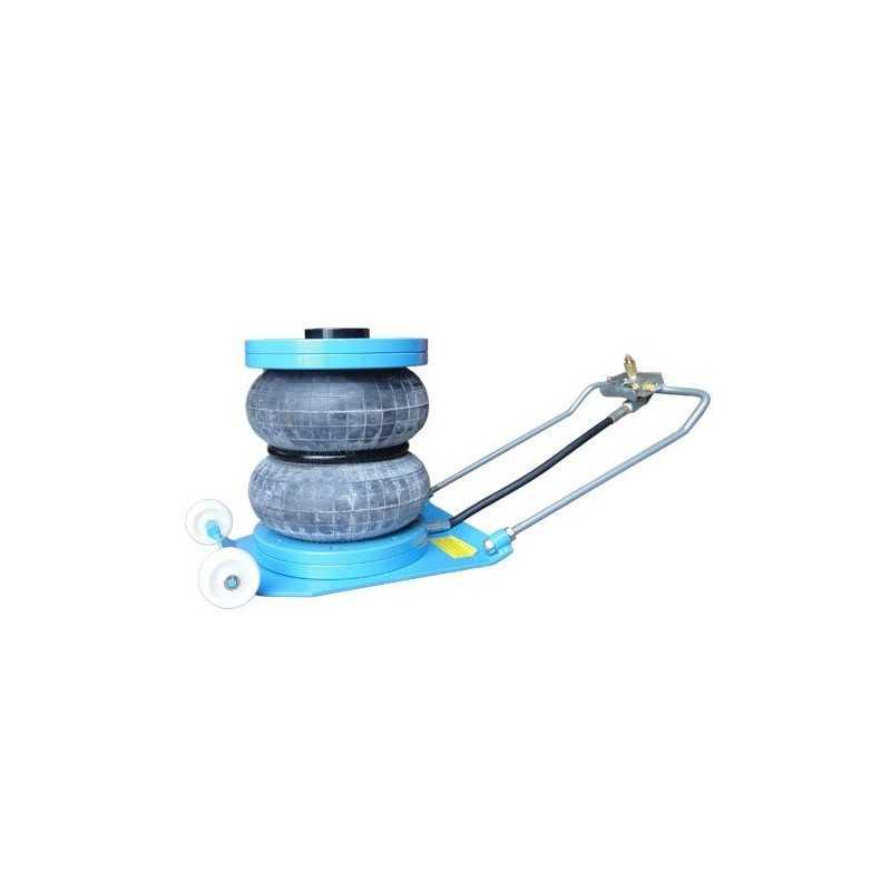 Vérin pneumatique avec 2 airbags,, 2,2 tonnes