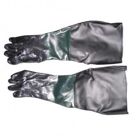 Gant spécial pour cabine de sablage 90-G