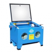 Cabine de sablage 90l microbilleuse, LN-SBC90