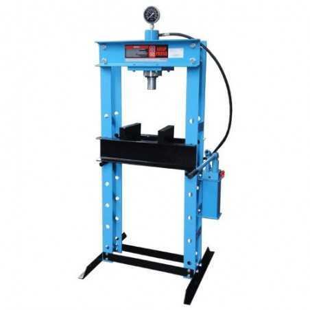 Presse hydraulique 30 tonnes d'atelier, 0500-4