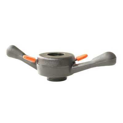 Ecrou de serrage rapide pour les équilibrage des roues, 40mm, STD QRN