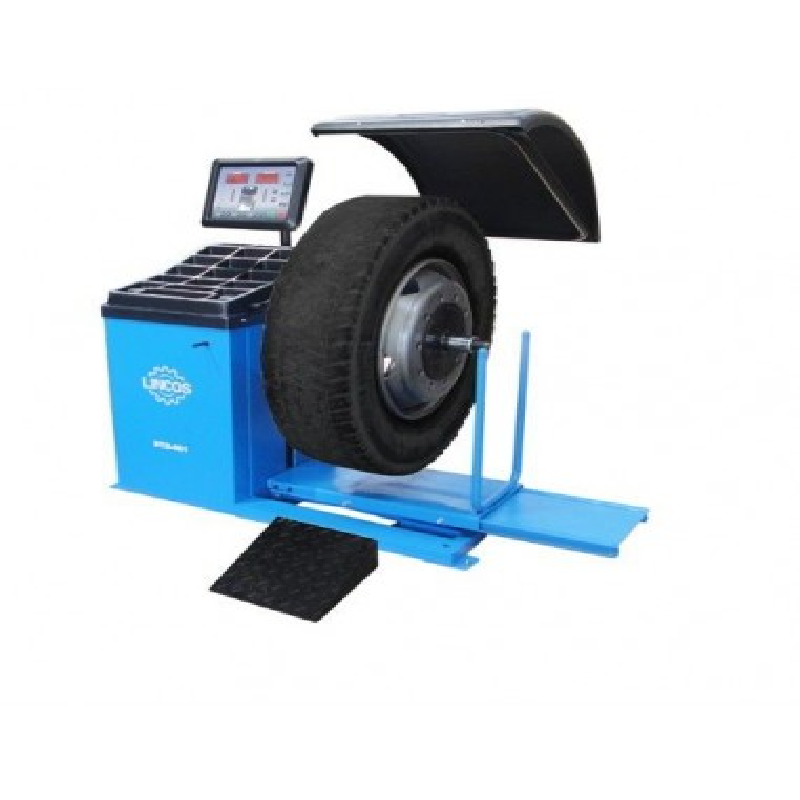 Machine - équilibrage des pneus Poid lourd