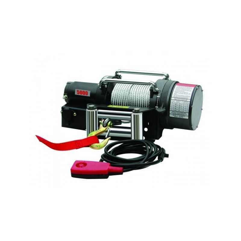 TREUIL, ELECTRIQUE, Beta 5.0 -24V- 2268 kg - 6mmx24ml