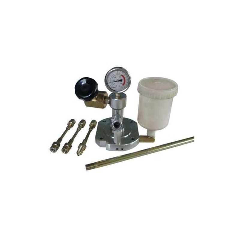 Testeur nettoyage d injector, Diesel
