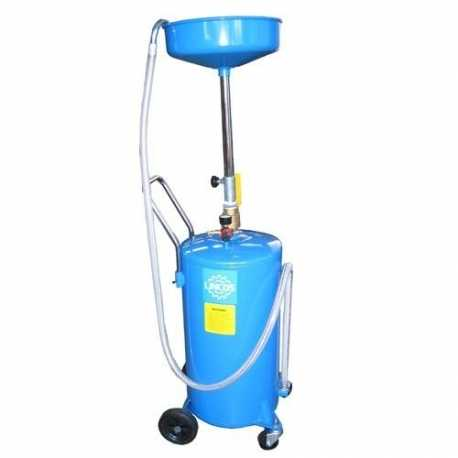 Récupérateur huile vidange 80 L - ATP-L2081