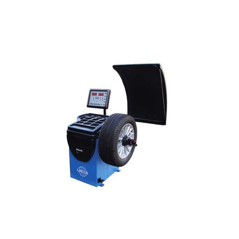 Équilibreuse automatique avec LCD STD-412