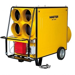 Chauffage d'huile MASTER BV 470 FS, 134kW,soufflant