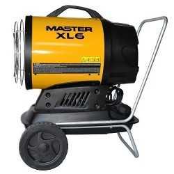 Chauffage a Infrarouge MASTER XL 6, 17KW