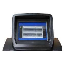 Équilibreuse automatique avec affichage 3D STD-422