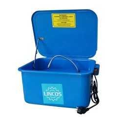 Bac de lavage pour pieces mecaniques mobiles 22L