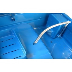 Bac, Fontaine, de nettoyage des pièces mécaniques 150l