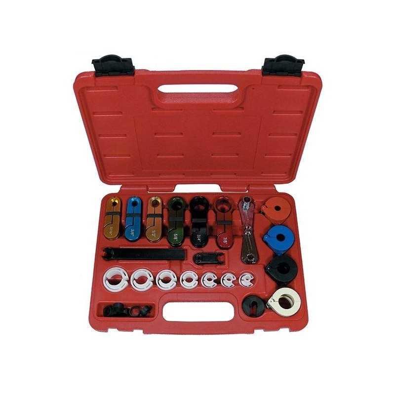 Kit de démontage pour conduite de climatisation et d'huile