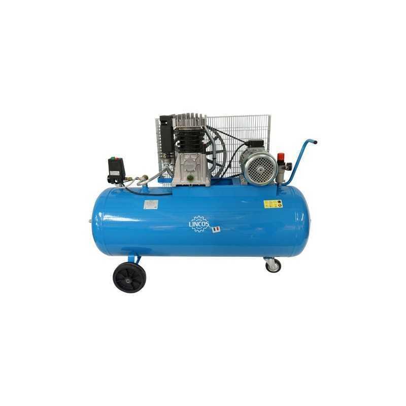 Compresseur d'air triphasé , 200l , 4 kW , 10 bars TB- 50200