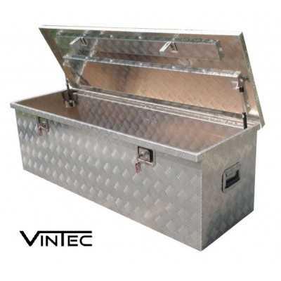 Coffre, caisse de transport en aluminium 310L