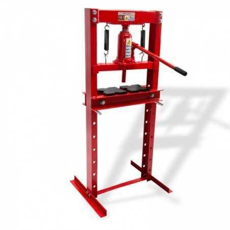 Presse hydraulique d atelier 12 tonne,