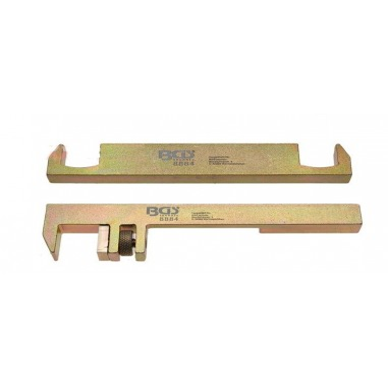 Kit outil d'alignement d'injecteur diesel Duratorq