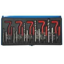 Kit de réparation de filetage, M5, M6, M8, M10, M12