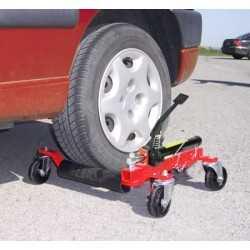 Chariot de deplacement hydrauliques