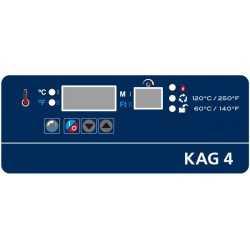 SET Plaqueuse de chants mobile KAG 4