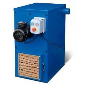 Machine extraction de poussiere et fumee METALLKRAFT AS 1400