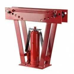 Cintreuse hydraulique, Presse à cintrer 12 To + 6 matrices