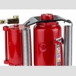 Cric Hydraulique bouteille pneumatique - 12 Tonnes