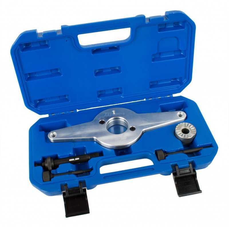 Kit démontage et montage de l'amortisseur de vibrations VW T10531