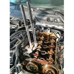 Tendeur de ressort de soupape pour BMW N13, N20, N26, N52, N55