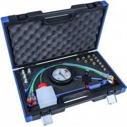 Kit Testeur d'injection à haute pression, Max 2000 bar