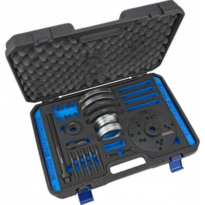 kit extracteur de roulement de roue, VAG, VW, 85 mm T5, Touran, Touareg