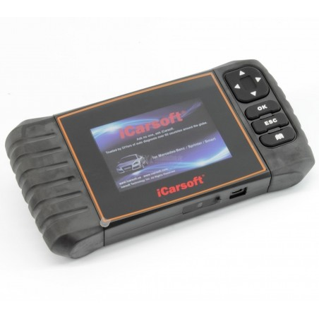 scanner, diagnostic iCarsoft MB II pour BMW et MINI