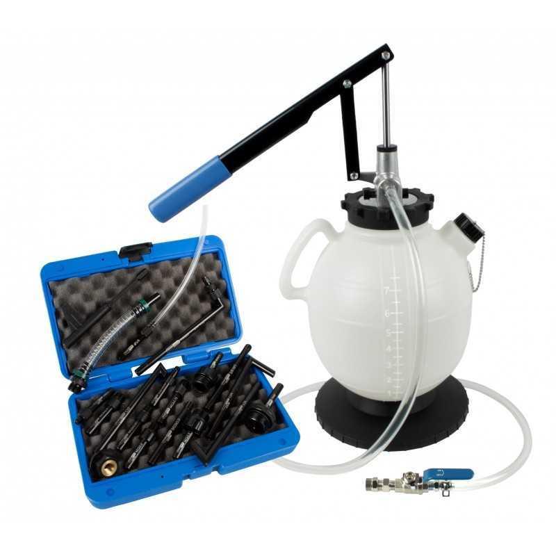 Kit de remplissage d'huile pour la transmission et différentiel -37007
