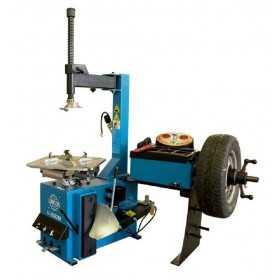 Machine démonte pneu avec équilibreuse intégré 2 en 1