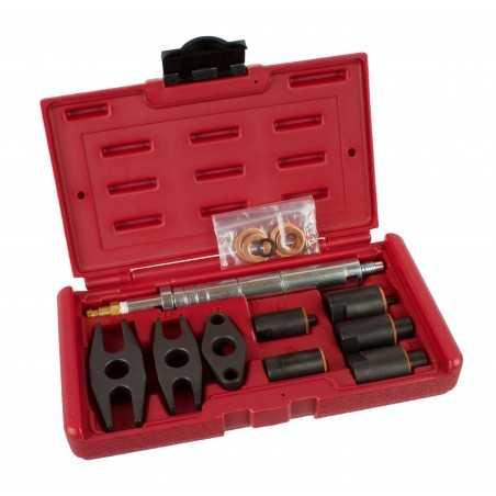 kit testeur de compression et perte de pression d'injecteur Universel
