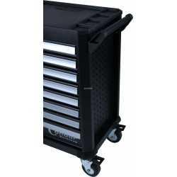 servante d'atelier, capacité de charge totale de 300 kg, 40 kg par tiroir, 265 outils