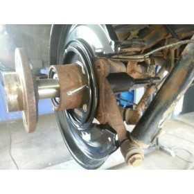 Outil d'insertion d'arbre de transmission dans le moyeu de roue, Audi / BMW / Mercedes / VW / Subaru